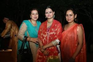 Babita Singh, Namrrta Raai, Sushmita Singh
